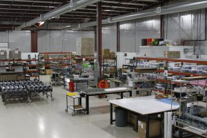 contract manufacturing portland oregon