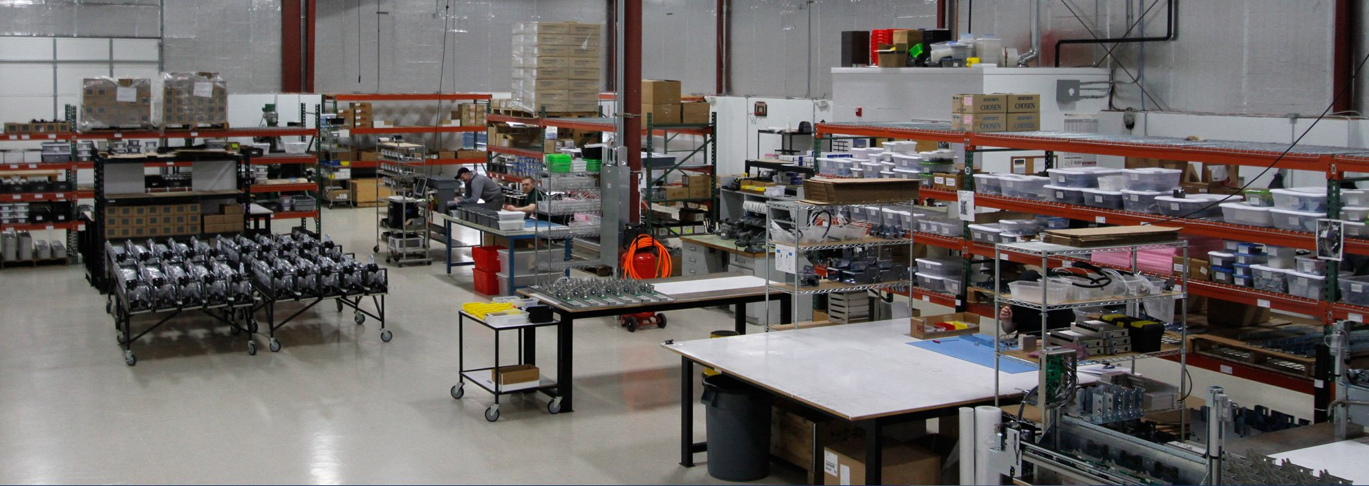 BDE Manufacturing and Assembly Section
