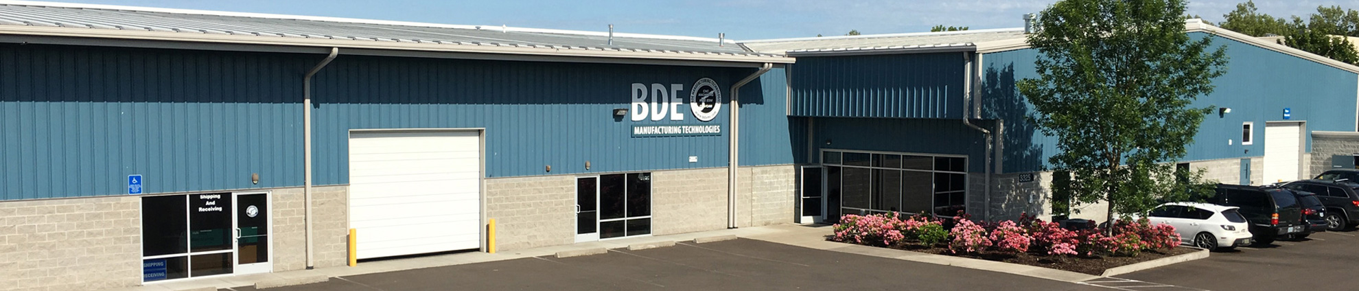 BDE Manufacturing Technologies Company Building