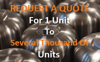 request quote for 1 unit to thousand units