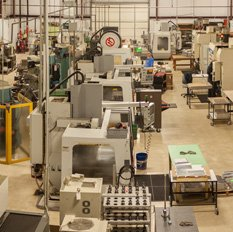 CNC Machining and Manufacturing Services