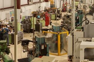 Large CNC machining services