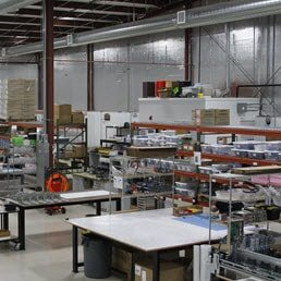 Contract Manufacturing & Assembly Services