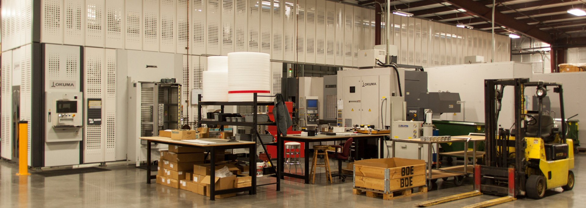 CNC Machine Shop Portland BDE Manufacturing Technologies