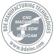 BDE Manufacturing Technologies Logo