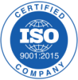 BDE Manufacturing Technologies ISO Certification Logo